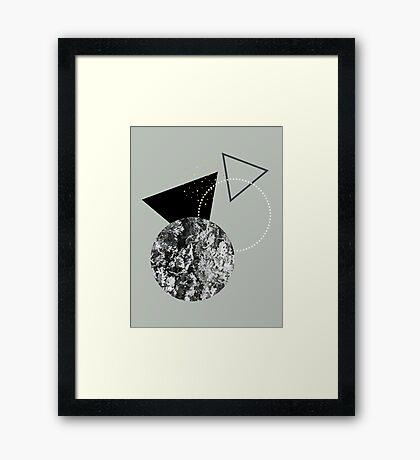 Cold Outside #redbubble #decor #winter Framed Print