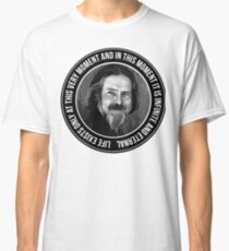 Alan Engraving Tribute 2 Classic T-Shirt