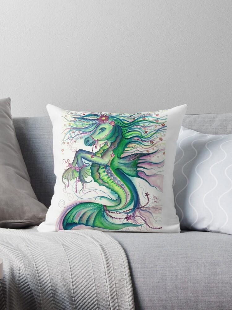Mystic Sea Horse by ChubbyMermaid