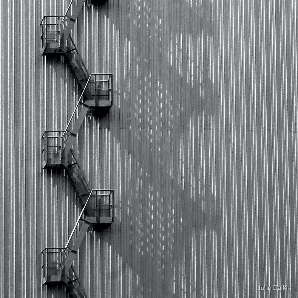 Fire Escape by John Dalkin