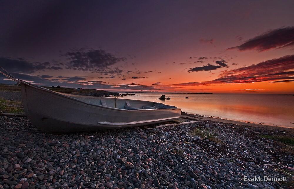Just before Sunrise by EvaMcDermott