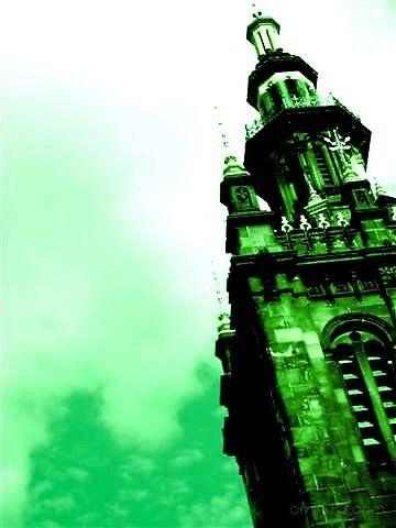 Somewhere in Edinburgh by Shannon Byous Ruddy