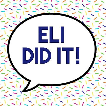 Eli did it! by maiboo