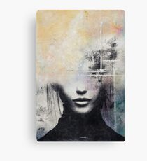 The concept of beauty... Canvas Print