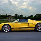 2005 Ford GT by TeeMack