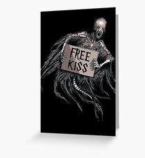 Dementor Kiss Greeting Card