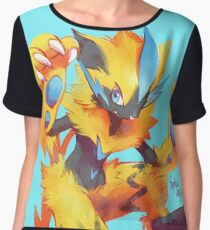 Zeraora Women's Chiffon Top