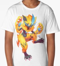 Zeraora Long T-Shirt