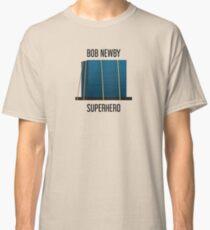 Bob Newby Superhero Stranger Things 2 Classic T-Shirt