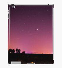 Fantasy star night iPad Case/Skin