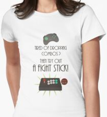 Try out a fight stick! T-Shirt