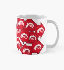TCT Mugs: Scattered Signs Mug