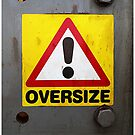 Oversize ! by BlaizerB