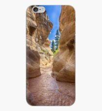 At the End of the Canyon - Grand Staircase of the Escalante - Utah iPhone Case