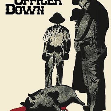 Officer Down by oiiii