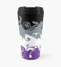 Swirly Ace Flag Travel Mug