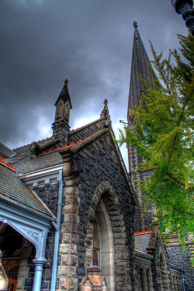 First Presbyterian by Sean Scott