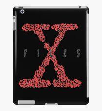 """The X-Files"" Tv Series iPad Case/Skin"