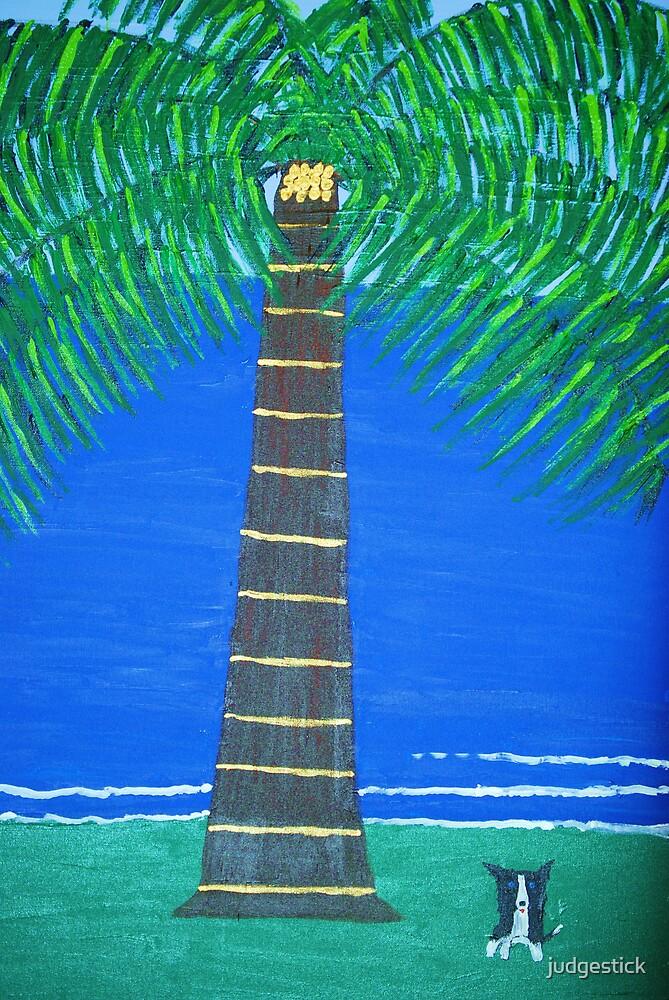 Palm Tree by judgestick