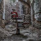 Demon Barber's Chair by Adam Northam