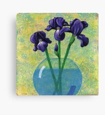 Scent of Purple Canvas Print