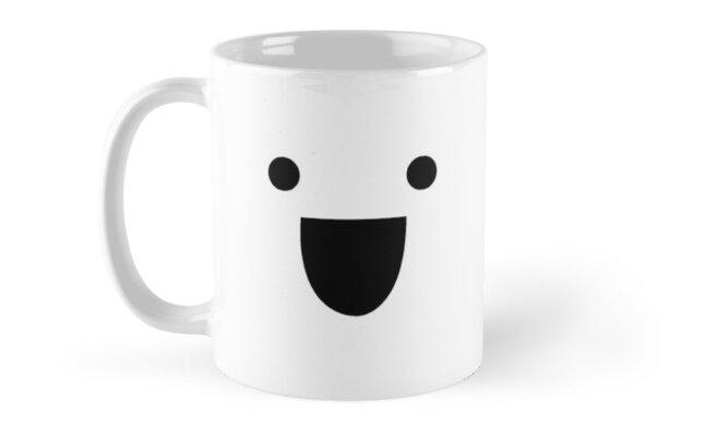 Helpful coffee mug by twisteddoodles
