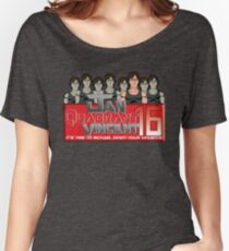Jan Quadrant Vincent 16 Women's Relaxed Fit T-Shirt