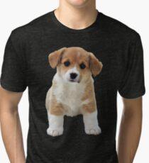 A Little Puppy Tri-blend T-Shirt