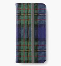 00310 MacLaren Tartan  iPhone Wallet/Case/Skin