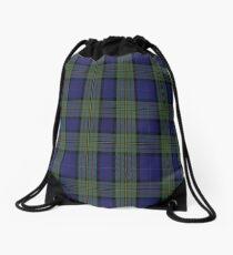 00310 MacLaren Tartan  Drawstring Bag