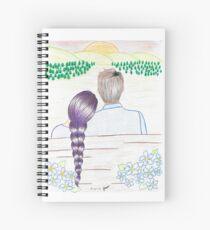 Cuaderno de espiral Mejor Juntos