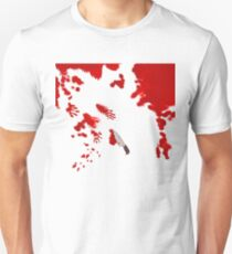 Bloody Knife Unisex T-Shirt