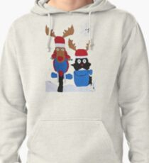 The man from uncle series Pullover Hoodie