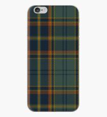 00299 Antrim County District Tartan  iPhone Case