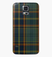 00299 Antrim County District Tartan  Case/Skin for Samsung Galaxy