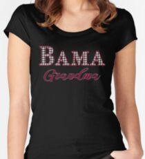 Bama Grandma Modern Women's Fitted Scoop T-Shirt
