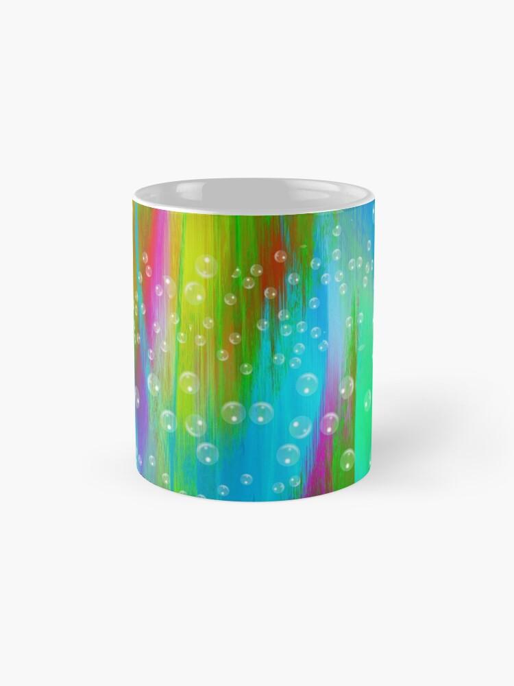 Alternate view of Bubbles Mug