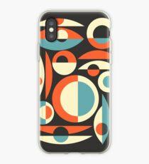 Retro Eames Era Fische iPhone-Hülle & Cover
