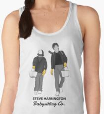 Steve Harrington Babysitting Co. Women's Tank Top