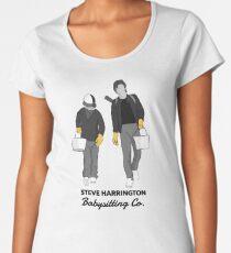 Steve Harrington Babysitting Co. Women's Premium T-Shirt