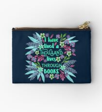 Thousand Lives Studio Pouch