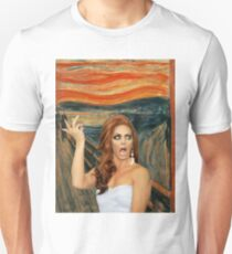 Alyssa In The Scream Unisex T-Shirt