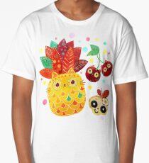 Mexican Tutti Frutti Long T-Shirt