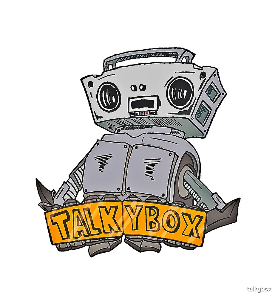 TalkyBot Robot Official  by talkybox