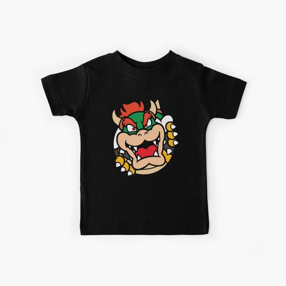 Großer dunkler Dämon Kinder T-Shirt