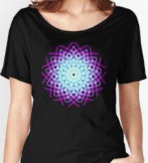 Spiral Burst Women's Relaxed Fit T-Shirt