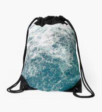 Water surface  Drawstring Bag