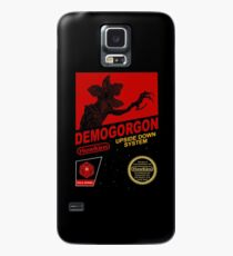 Funda/vinilo para Samsung Galaxy demogorgon game