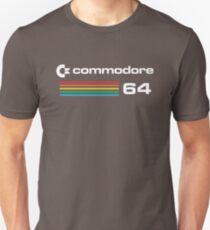 Camiseta unisex El comodoro 64