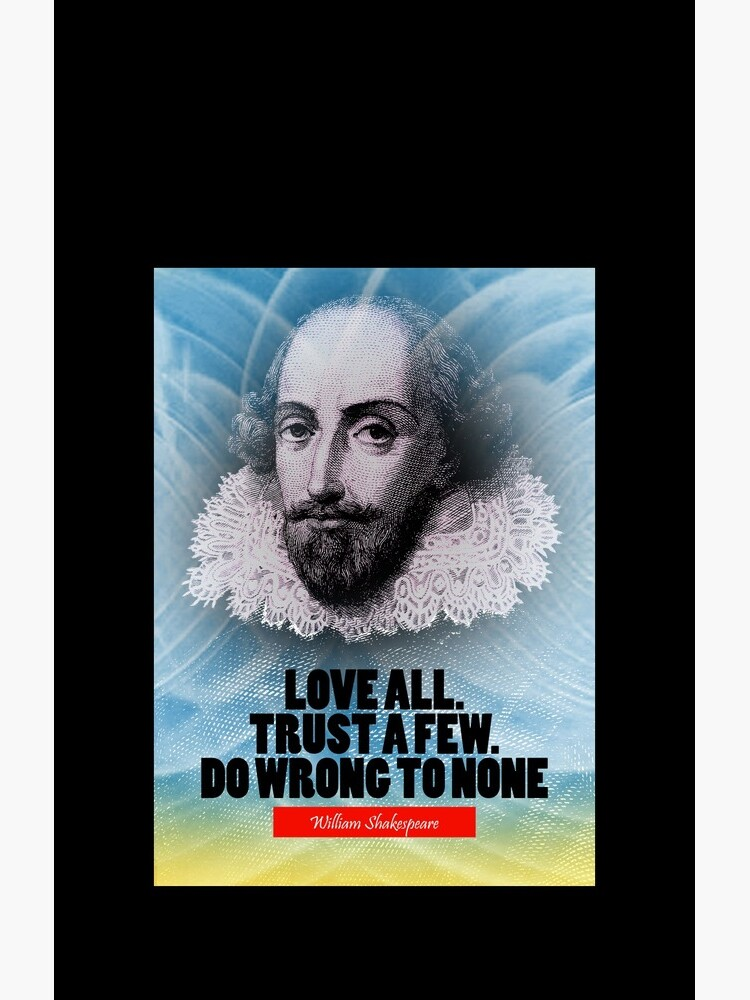 Cita de la inspiración de William Shakespeare de pahleeloola